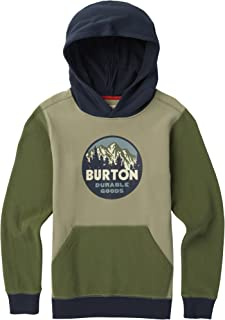 Boys' Retro Mountain Pullover Hoodie