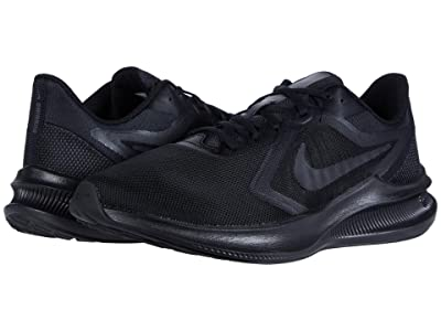 Nike Downshifter 10 (Black/Black/Iron Grey) Men