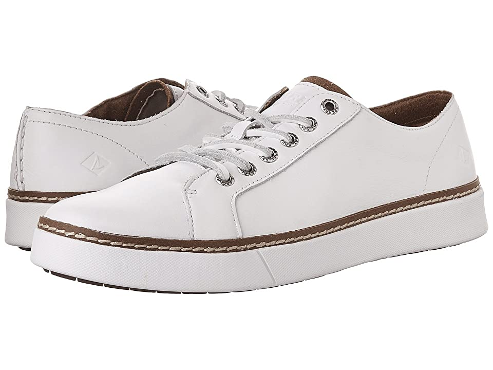 Sperry Clipper LTT (White) Men