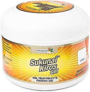 Sukunai Kiros Gel FIRMING GEL Naturacastle Original. 8,11 FL Oz. Reductive and Firming Natural Gel Formula