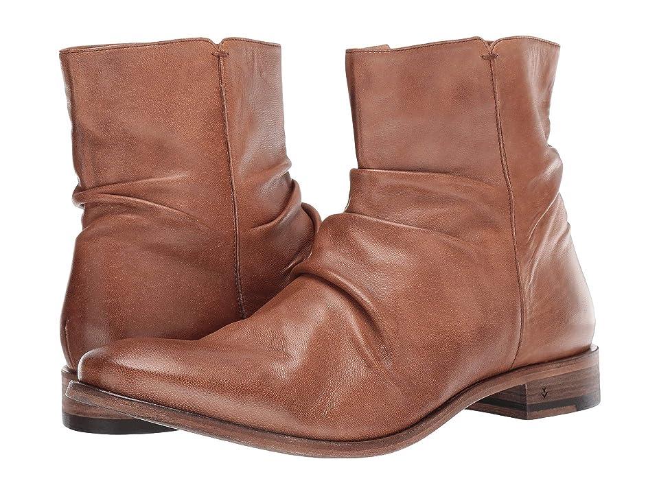 John Varvatos Collection Morrison Sharpei Boot (Wood Brown) Men