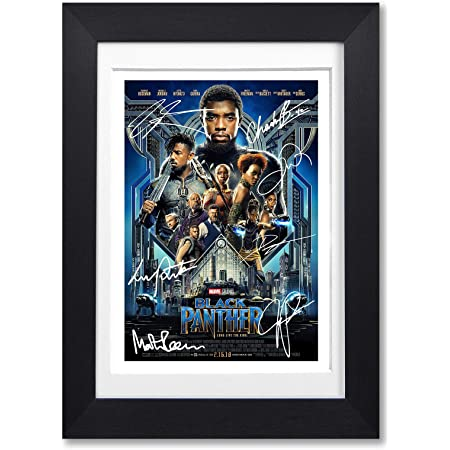 X-40 Black Panther Movie Poster 2018 Marvel Comics Wall Poster Art 20x30 24x36IN
