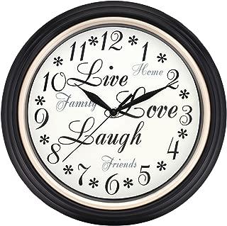 Best love wall clock Reviews