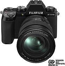 Fujifilm X-S10 Mirrorless Digital Camera XF16-80mm Lens Kit - Black