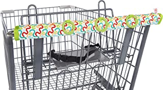 Bright Starts Shopping Cart Handle Cover - Zigzag Twist