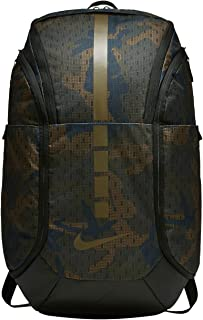 Nike Hoops Elite Hoops Pro Basketball Camo Backpack Cargo Khaki/Black/Yukon Brown