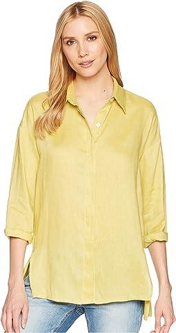 Handkerchief Linen Shirt