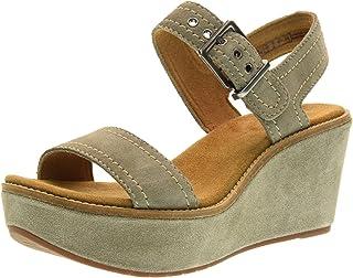 69e556cc6f151c Clarks Sandales compensées Chaussures 26124071 Aisley Orchid Gray