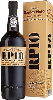 Ramos Pinto RP 10 Tawny Quinta da Ervamoira 10 Years Portwein 1 x 0.75 l