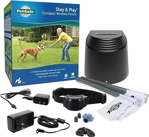 PetSafe Stay & Play Compact Wireless Fence