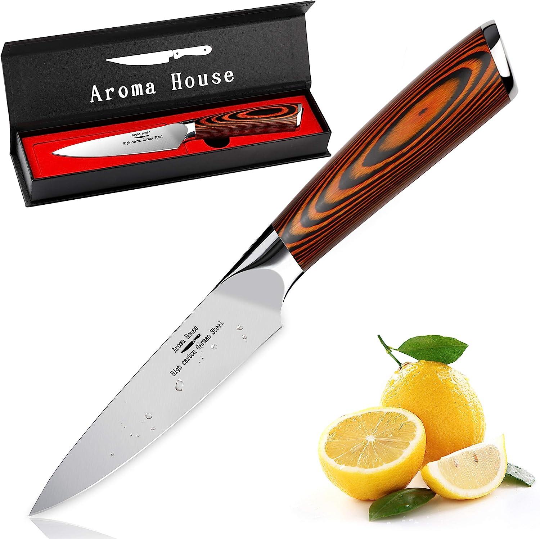 free Paring online shopping Knife Fruit Utility Peeling 3.7 Inch Ma