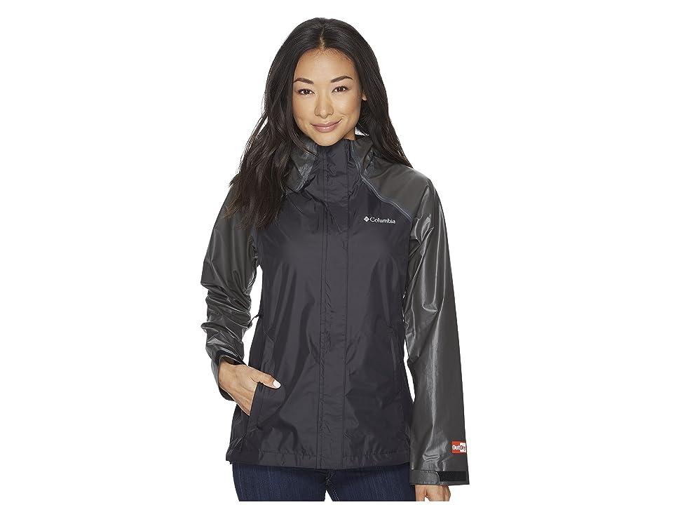 Columbia OutDry Hybrid Jacket (Black) Women