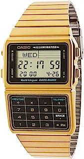 DBC611G-1D Casio Gold & Black Digital Watch - Gold / One Size