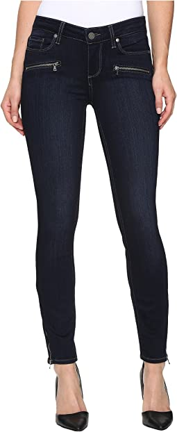 Jane Zip Ultra Skinny w/ Caballo Inseam in Dayton No Whiskers