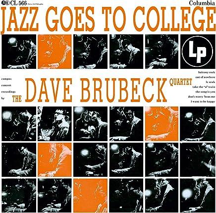 Dave Brubeck - Jazz Goes To College (2019) LEAK ALBUM