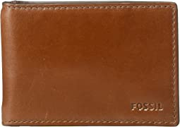 Hugh Front Pocket Wallet Bifold