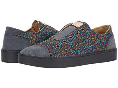 Spenco Malibu Floral (Black) Women