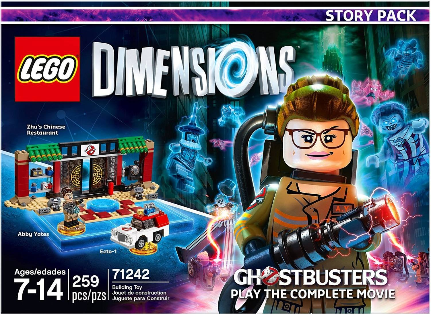 Ghostbusters Story Pack not machine specific