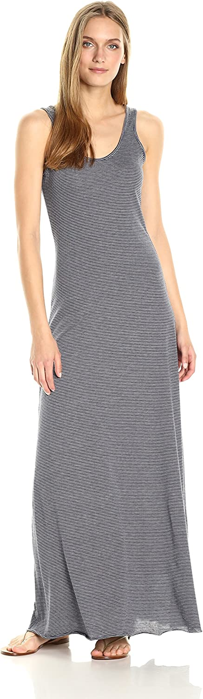 Alternative Womens Eco Jersey Double Scoop Tank Dress Dress