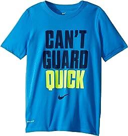 Nike Kids - Dry Can't Guard Basketball T-Shirt (Little Kids/Big Kids)
