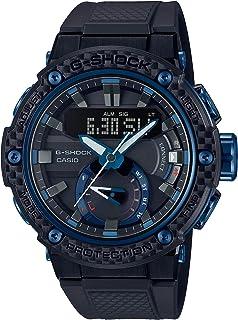 [カシオ] 腕時計 ジーショック G-STEEL ソーラー カーボンコアガード構造 GST-B200X-1A2JF メンズ ブラック