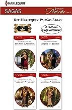 Kit Fama & Poder (Kit Harlequin Paixão Sagas