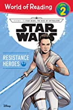 Journey to Star Wars: The Rise of Skywalker: Resistance Heroes (World of Reading)