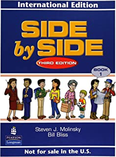 International Edition 1, Side By Side (3rd Edition)