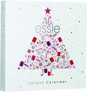 Essie - Calendario de Adviento, Incluye 18 Productos de