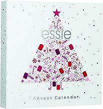 Essie - Calendario de Adviento, Incluye 18 Productos de Manicura y 6 Regalos Sorpresa