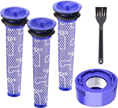 4 pezzi Kit Filtro  pezzi di ricambio Per cordless  V8 V7aspirapolvere