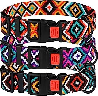 CollarDirect Adjustable Pattern Geometric Collars