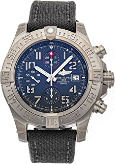Breitling Avenger Mechanical (Automatic) Grey Dial Mens Watch E1338310/M534 (Certified Pre-Owned)