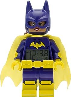 Reloj despertador infantil con la figura de LEGO BATMAN Batgirl: 9009334