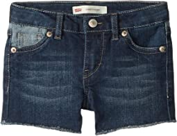 Levi's® Kids - Altered Denim Shorty Shorts (Little Kids)