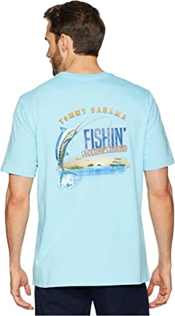 Fishin' Accomplished T-Shirt