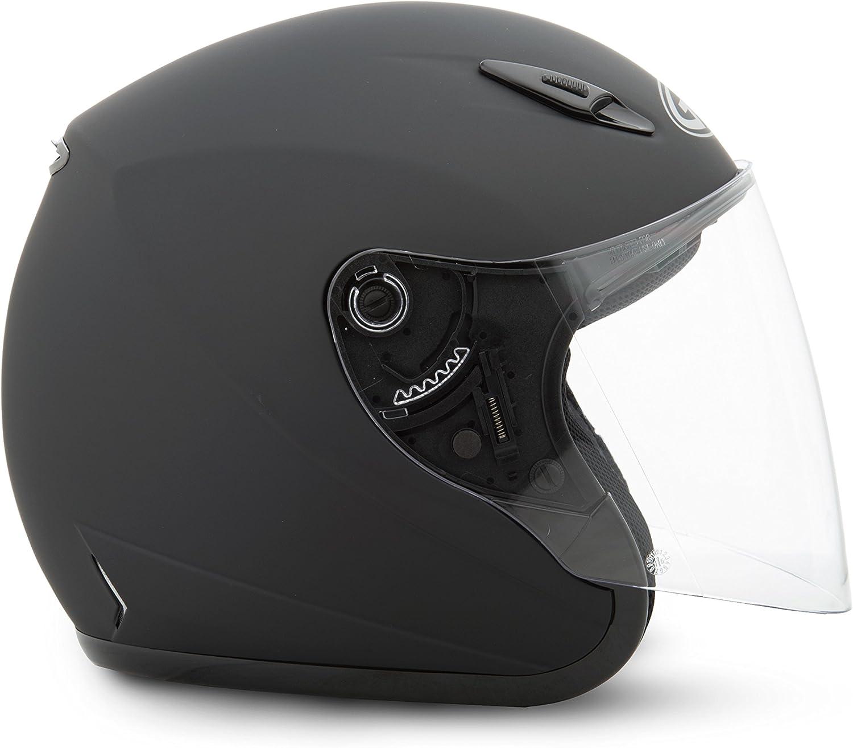 Gmax G317074 Open Face Helmet