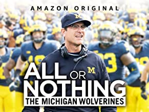 All or Nothing: The Michigan Wolverines - Season 1(4K UHD)