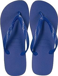 Havaianas Unisex Adults' Flip Flops Blue (Marine Blue 2711) - 9/10 UK