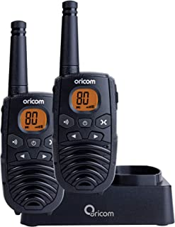 PMR1290 1 Watt Handheld UHF CB Radio Twin Pack