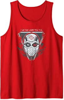 Suicide Squad Deadshot I Am the Way Tank Top