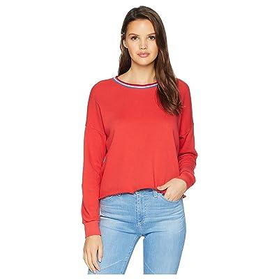 LNA Lore Sweatshirt (Red) Women