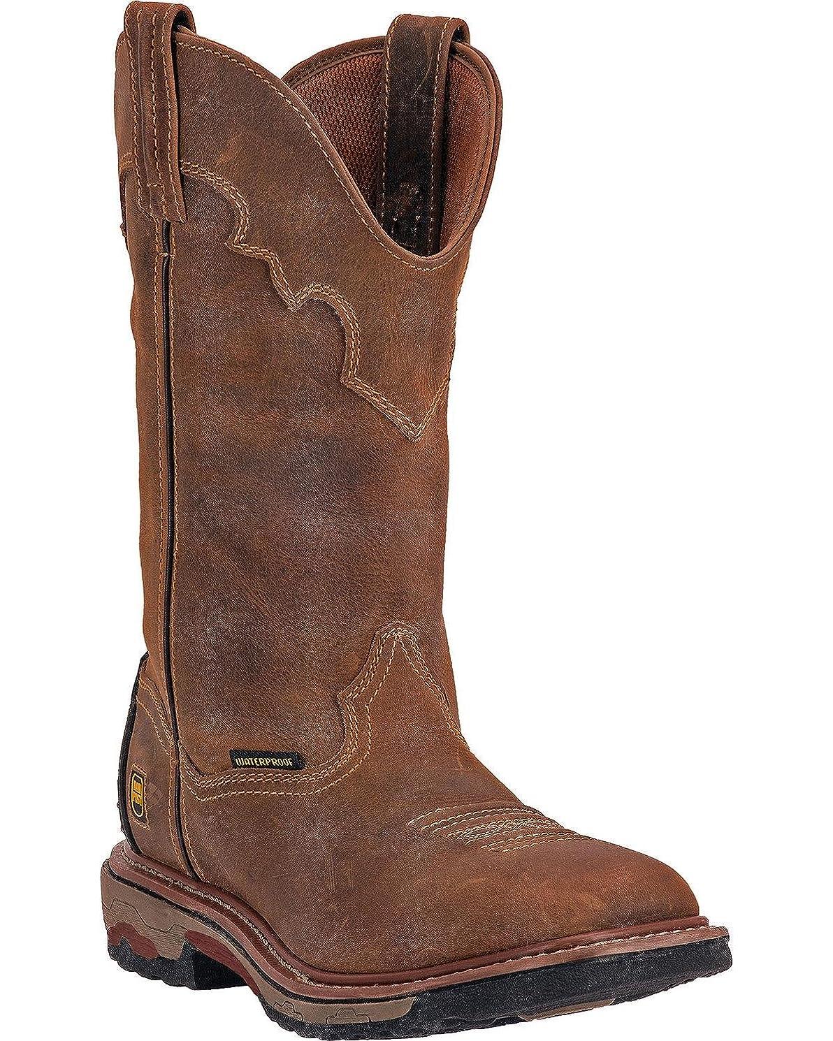 蒸留角度大騒ぎ[Dan Post] Boot Company メンズ