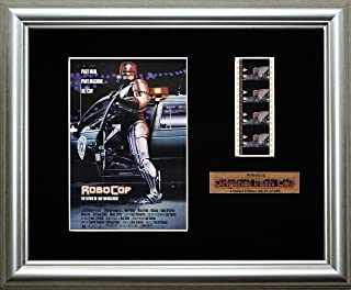 Robo Cop - Framed filmcell picture (s)
