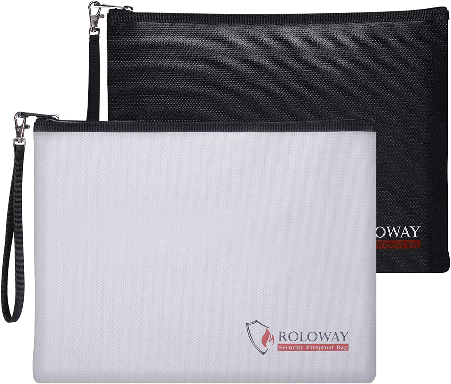 Fireproof Document Bag 13.4 Branded goods x 9.8 inches Miami Mall Money