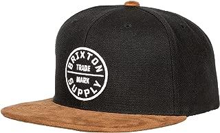 Men's Oath Iii Medium Profile Adjustable Snapback Hat