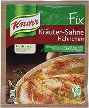 Knorr Fix for Kräuter-Sahne-Hähnchen Herb Cream Chicken 28g | Pack of 3