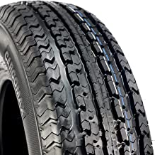 CargoMax YT301 Steel Belted Radial Trailer Tire - ST205/75R14 105M D (8 Ply)