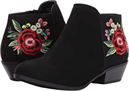 Sam Edelman Kids - Petty Bootie Embroidered (Little Kid/Big Kid)
