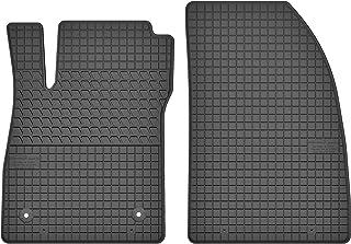 Gummimatten Vorne Gummi Fußmatten Satz für Opel Mokka (2012 2016) / Opel Mokka X (ab 2016) / Chevrolet Trax (ab 2013)  2 teilig   Passgenau